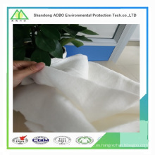 Manufacture Eco- Friendly Bamboo Polyester Wadding for Filling Garment