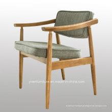 Cadeira de Jantar Retro Flow com Almofada PU