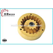 Высокое качество cnc поставка фабрики латунное фрезерование, латунная токарная обработка