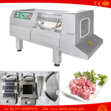 Automatic Frozen Beef Chicken Meat Dicing Cube Cutting Cutter Machine