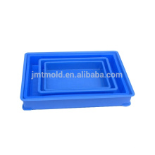 Precio barato modificado para requisitos particulares Crating Case Molde Plasstic Crate Mold
