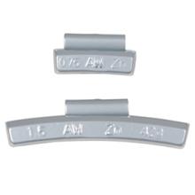 Zinc Clip-on Balance Weight for Aluminum Wheel (AW type)