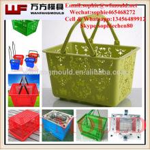 Zhejiang Taizhou Huangyan Large Size Basket Injection Mould/Huangyan plastic injection basket mold