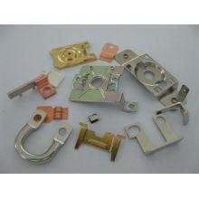 Muitos tipos de peças personalizadas de estampagem de chapa metálica