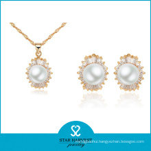 Fashion 925 Silver Pearl Jewelry