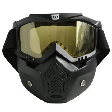 Motocross de esportes ao ar livre de caça militar óculos máscara máscara de óculos protectores de moda