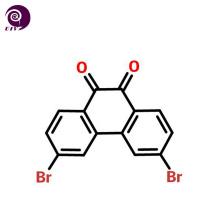 OLED material pharmaceutical intermediates 3 6-Dibromophenanthrene-9 10-dione CAS NO 53348-05-3