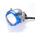 3inch LED Double Light Projector Headlight 40W Super Bright angel eyes headlight