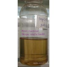 Pretilachlor 95% TC 300g / l EC 500g / l CE