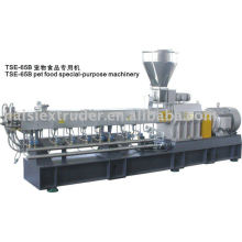 CE-standard & Competitive-price SHJ-75B Pet Food Twin Screw Extruder
