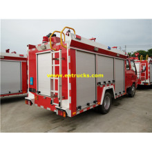 1000 Gallon 4x2 Fire Extinguisher Trucks