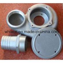 Pieza de válvula de acero inoxidable de fundición de inversión de precisión (piezas de mecanizado)
