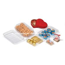 Прозрачная упаковка для блистерной упаковки или фруктов9 (HL-156)