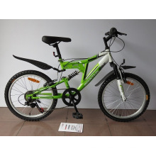 """20 """"bicicleta de montanha de armação de aço (2003)"""