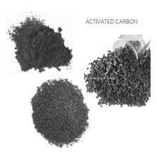 Carbón activado Indone Adsorb 1100mg / g en extracción de oro
