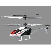 Mini helicóptero Syma S5 3ch - helicóptero r / c de plástico