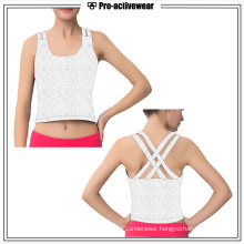 Custom Sportswear Women Workout Gym Tank Top Wholesale Fitness Clothing