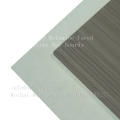 3mm fire rated melamine faced decorative mgo board