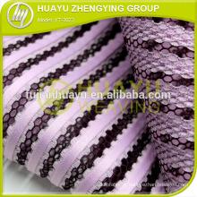 Tissu 100% polyester en maille tricotée pour robe