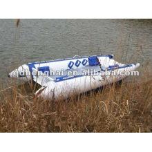 catamarã de alta velocidade, corridas de barco inflável G450