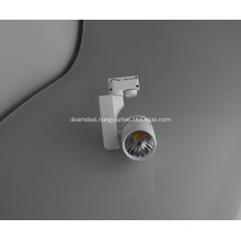 Shops supermarket led track light ceiling spot light 900-1000lm