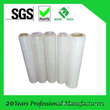 2016 New Product of LLDPE Stretch Film for Pallet Wrap, Transparent Stretch Wrap