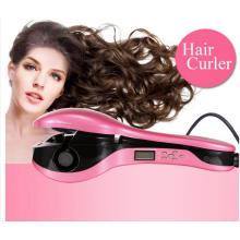 Heißer Verkauf Negative Ionen Rosa Automatische Haar Lockenwickler
