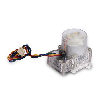 PMDC Motor mit Getriebe Wasserdichtes Getriebe Elektromotor für Wasserzähler