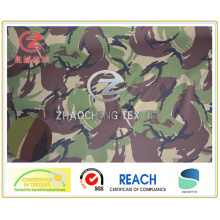 150d Spandex of Weft Camouflage Printing of England Style for Military Use (ZCBP004)