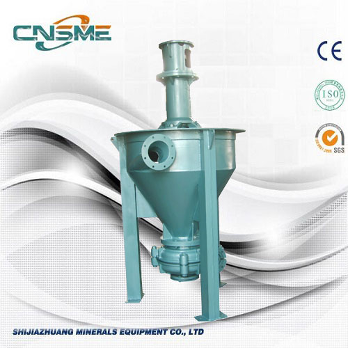 Pengangkutan Corrosive Slurry High Chrome Forth Pump