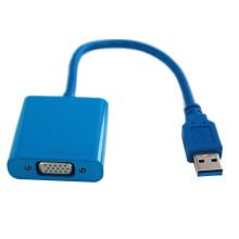 USB 3.0 для VGA адаптера до 1080 P