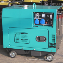 China 5kva silent diesel generator price price mini generator