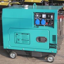 промышленный дизельный генератор 10 кВА воздух вода молчком