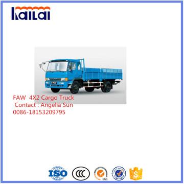 FAW Dump Truck 6 Cubic für den philippinischen Markt Heißer Verkauf