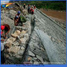 Beautiful River Wall Gabion Box Gabion Basket