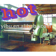 15/30 HG Series conduction oil heating style drum dryer/Scratch board drum with famous motor