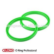 Высокотехнологичные зеленые резиновые кольца