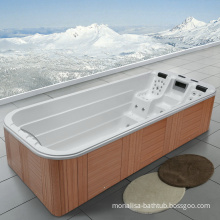 5.5 Meter Swimming Pool Jacuzzi Outdoor SPA with American Lucite& Aristech Acrylic and Balboa System (M-3350)
