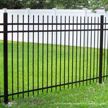 wrought iron fence ISO factory
