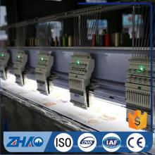 Máquina computarizada del bordado de ZHAO 1221 hecha en precio del zhuji para la venta
