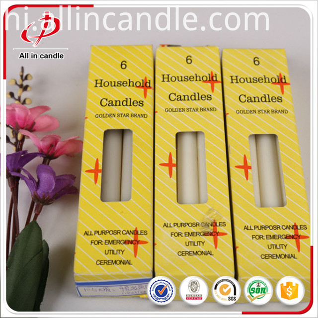 white stick candle (266)