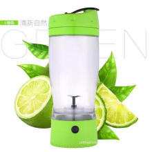 16oz/450ml Electric Vortex Protein Mixer Gym Bottle, Protein Shaker Vortex Mixer USB Rechargeable