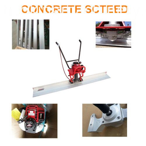 Concrete Screed Machines