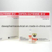 Analgésicos antipiréticos Difen-Guyenne B12 Diclofenaco Inyección de potasio
