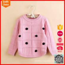 Hot selling custom fashion hand knitted wool sweaters of baby