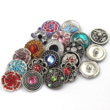 China Custom Metal Alloy Snap Button Fournisseur