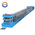 Highway Guardrail Steel Cold Roll Forming Machinery