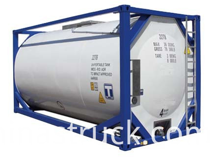 20FT Brand new liquid ammonia ISO tank container