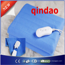 Safety and Washable Electric Heating Blanket with Certificate