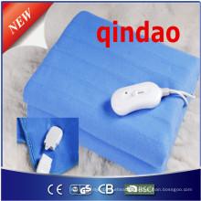 Cobertor de aquecimento elétrico lavável e lavável com certificado